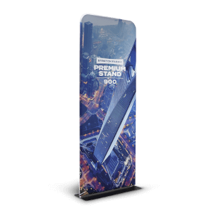 Stretch Fabric Premium Stand